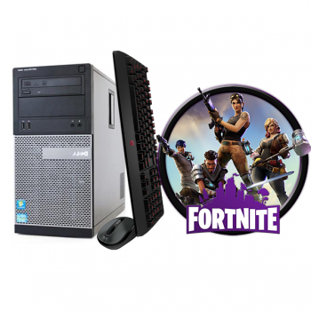 Calculator Gaming Dell Optiplex 390 Intel Core i5-2400,3.1Ghz, 8GB DDR3, 500GB Placa video R7 370 4GB DDR5 256 Bits - Fortnite, GTA 5, CS-GO