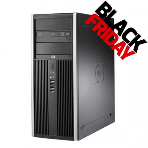 Calculator HP 8300 TOWER, Intel Core i5-3470 2.9 Ghz, 8GB DDR3, 120GB, DVD-ROM