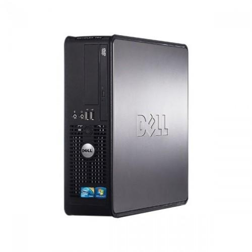 Calculator DELL 780 SFF, Intel Core2 Duo E8400 3.00GHz, 2GB DDR2, 160GB SATA, Second Hand