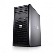 Calculator Dell 780 Tower, Intel CORE2DUO E8400 3.00GHz, 4GB DDR3, 250GB SATA, Second Hand