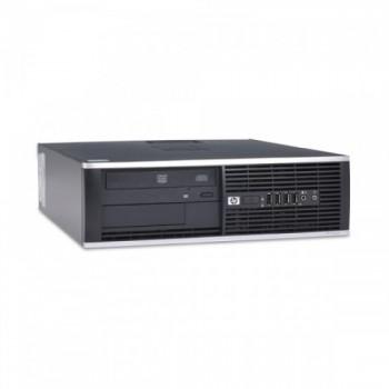 Calculator HP Compaq 6000 Pro, SFF, Intel Pentium Dual Core E5700, 3.00 GHz, 2GB DDR3, 160GB SATA, DVD-ROM, Second Hand