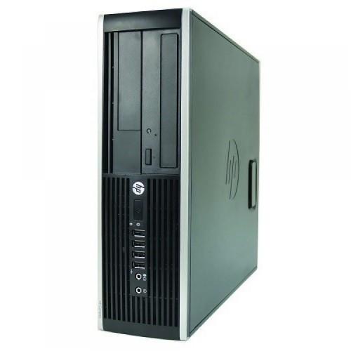 Calculator HP 8000 Elite SFF, Intel Pentium E5300 2.60GHz, 4GB DDR3, 250GB SATA, Second Hand