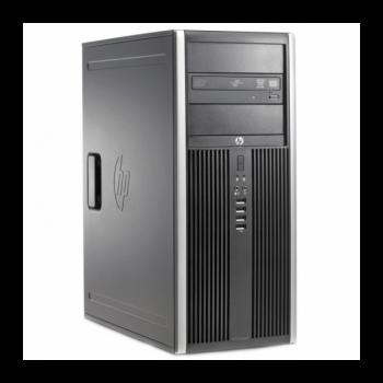 Calculator HP Compaq 6200 Pro MT, Intel Pentium G620 2.60GHz, 4GB DDR3, 500GB, DVD-ROM, Second Hand