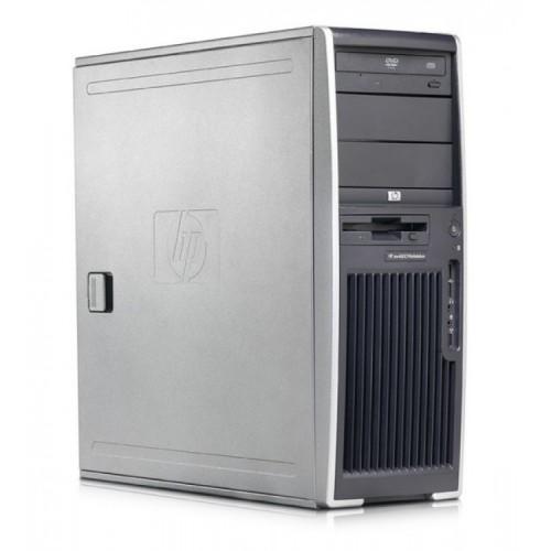 Workstation HP XW6200, 2 X XEON 3.2 Ghz, 2Gb DDR2 ECC, 36GB, DVD-ROM, Nvidia GeForce 9300GE, Second Hand
