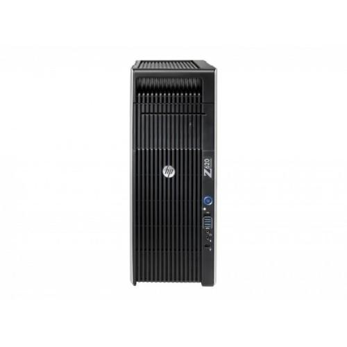 Workstation HP Z620, 2x Intel Xeon E5-2650 2.00GHz-2.80GHz OCTA Core 20MB Cache, 32GB DDR3 ECC, 2TB HDD + 240GB SSD NOU, nVidia Quadro 4000/2GB GDDR5, Second Hand