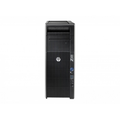 Workstation HP Z620, 2x Intel Xeon E5-2620 2.00GHz-2.50GHz HEXA Core, 32GB DDR3 ECC, 2TB HDD + 240GB SSD NOU, nVidia Quadro 4000/2GB GDDR5, Second Hand
