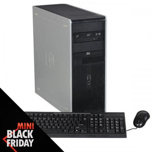 PC SH HP DC7800 TW, Intel Core 2 Duo E8400 3.0Ghz, 4Gb, 160Gb SATA, DVD-ROM