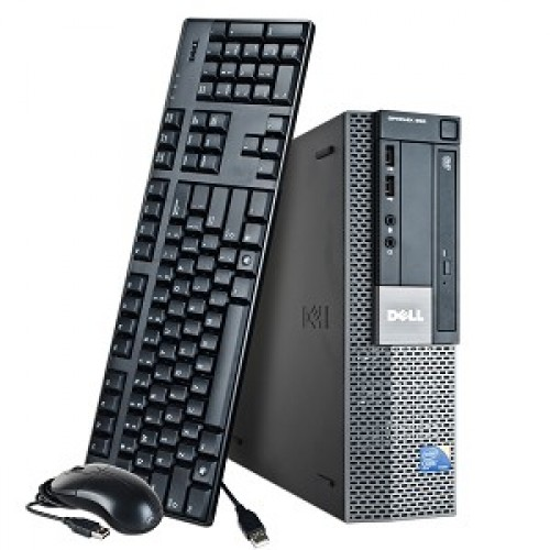PC Dell OptiPlex 960 SFF, Intel Core 2 Duo E8400, 3.0Ghz, 4Gb DDR2, 250Gb HDD, DVD-RW