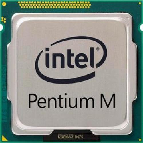 Procesor laptop Intel Pentium M 740, 1.73Ghz, 2Mb Cache, 533MHz FSB