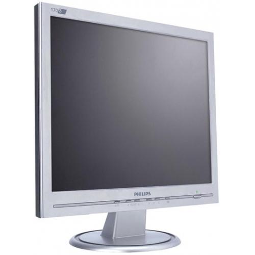 Monitor LCD SH ieftin Philips 170B, 1280x1024, 8 ms, 17inch ***