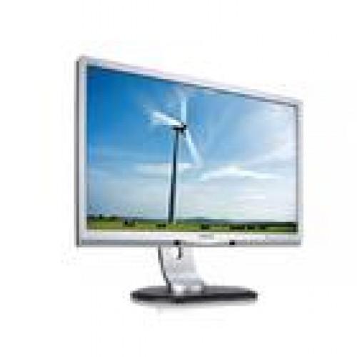 Monitor SH PHILIPS 225P 22 inch, TFT LCD, 5ms, 1680x1050 dpi, VGA, DVI, USB, Grad A