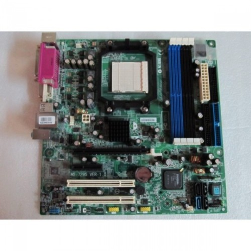 Placa baza NEC MS-7295,AM2,+CPU Athlon 64 4000+, 2.10GHz+Cooler+2x Memorii 512MB DDR2 RAM