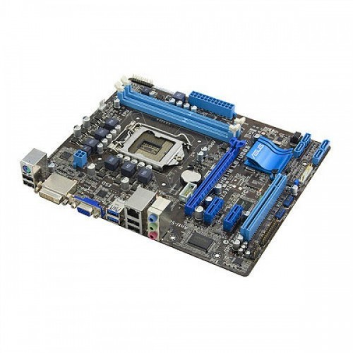 Placa de baza ASUS P8H61-M LE/USB3, DDR 3, SATA, Socket 1155 + Shield + Procesor Intel Core i3-3220 3.30GHz