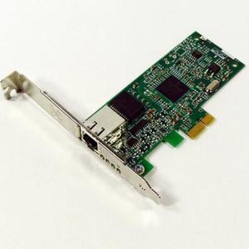 Placa retea Broadcom, UTP 10/100/1000, PCI-e x1