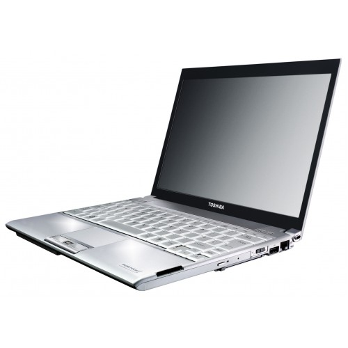 Laptop Toshiba Portege R500 , Intel Core 2 Duo U7700 1,33Ghz, 2Gb DDR2, 250Gb HDD, DVD-RW  12,1 inch