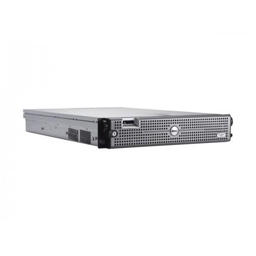 Dell Server SH PowerEdge 2950, 2x QuadCore Intel Xeon X5450, 3.0Ghz, 2 x 146Gb SAS, 8Gb DDR2 FBD, RAID Perc 6i