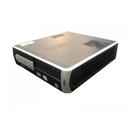 PC SH NEC Powermate VL350, AMD Sempron 3000+ 1.6Ghz ,1Gb DDR1, 80Gb, DVD-ROM