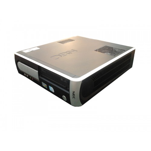 PC SH NEC Powermate VL350, AMD Sempron 3200+ 1.8Ghz, 2Gb DDR1, 80Gb, DVD-ROM