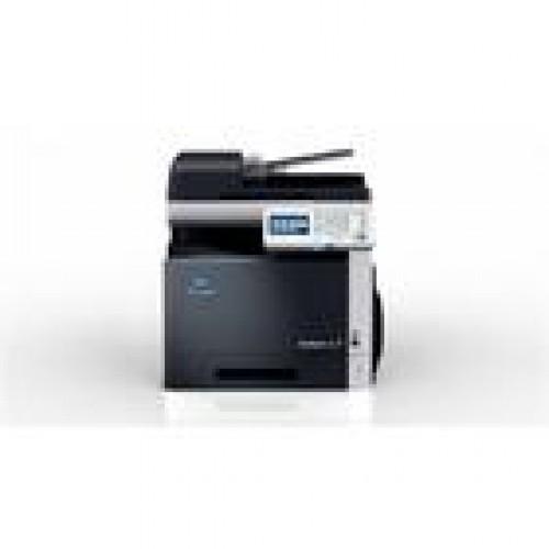 Multifunctionala Color KONICA Minolta Bizhub C35, Imprimanta, Copiator, Scanner, Fax, Duplex, Retea, USB, 30 ppm