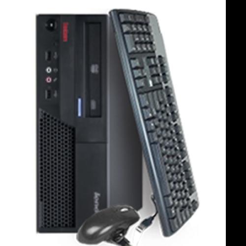 Calculator Second IBM 9641. Pentium Dual Core, 2.8Ghz, 1Gb DDR2, 80Gb, DVD-ROM***