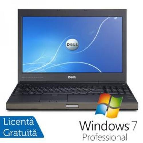 Laptop DELL Precision M4700, Intel Core i7-3520M 2.9GHz, 16GB DDR3, 320GB SATA,DVD-RW, nVidia Quadro K2000M + Windows 7 Professional