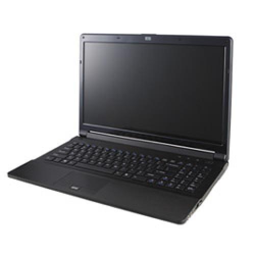 Laptop SH Clevo B5130M Intel Core i3-330M, 2.13Ghz, 4Gb DDR3, 320Gb, DVD-RW, 15.1 Inch