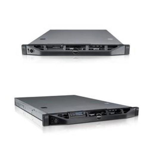 Server Dell PowerEdge R410 V2 2xIntel Xeon Quad Core L5520 2.26GHz 2.48GHz 8GbDDR3 ECC 2x73Gb SAS Controler Perc6i/256 MB