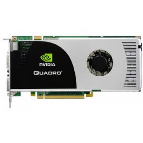 Placa video PCI-E Quadro FX 3700 x16 512 MB, GDDR3, 256-bit, SLI dual-DVI