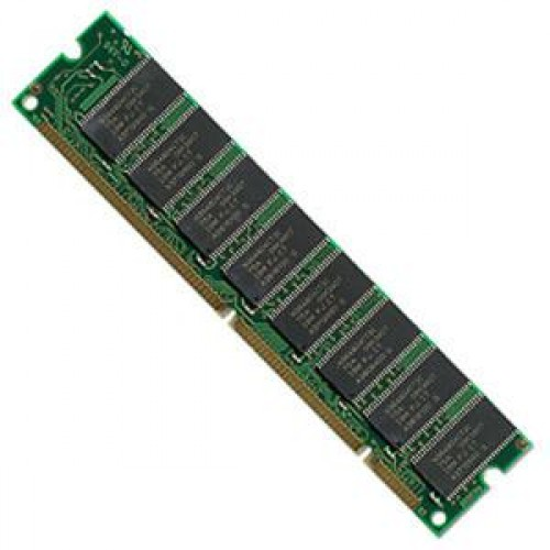 Memorie RAM 64Mb SDRAMM, PC 100, 168 pin