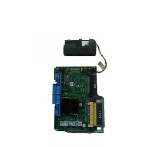 Raid Dell Perc 6/i SAS, PCI-E x8 cu baterie, suport baterie si suport metalic