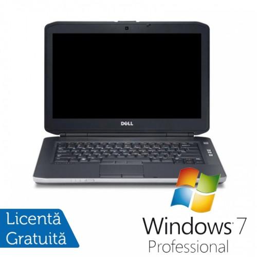 Laptop DELL Latitude E5430, Intel Core i5-3230M 2.60Ghz, 4GB DDR3, 250GB SATA, DVD-RW + Windows 7 Professional