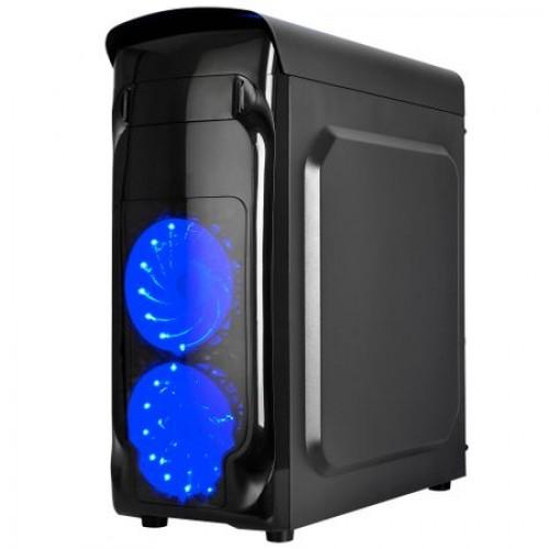 Sistem Tower Intel Core i7-3770M 3,90GHz , 8Gb DDR3, 500 GB HDD SATA Carcasa Blue