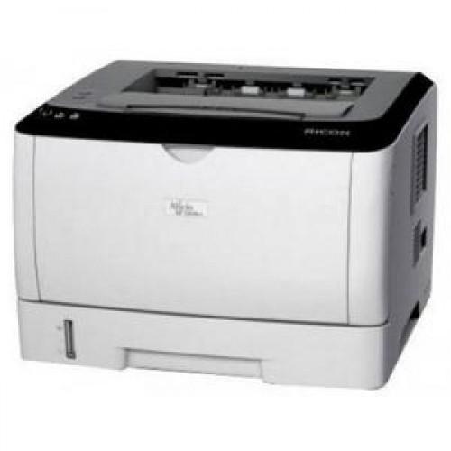 Imprimanta RICOH Aficio SP 3410DN, 28 PPM, Duplex, Retea, USB, 1200 x 600, Laser, Monocrom, A4