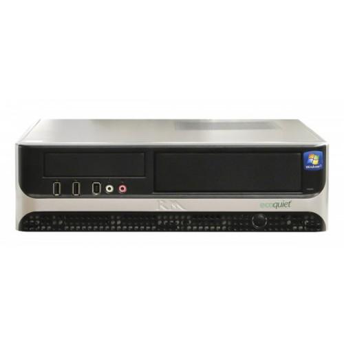 Calculator Second Hand RM ECOQUIET 780, AMD Athlon X2 260u, 1.80Ghz, 4GB DDR2, 160GB HDD SATA ***