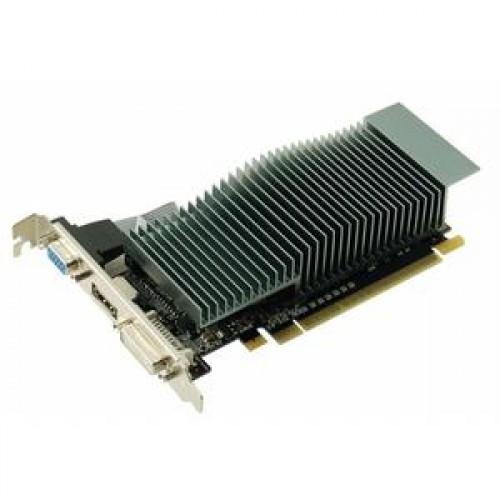 Placa Video Biostar nVidia GeForce 210 Silent, 1 Gb/ 64 bit, PCI-Express 2.0, DVI, VGA, HDM
