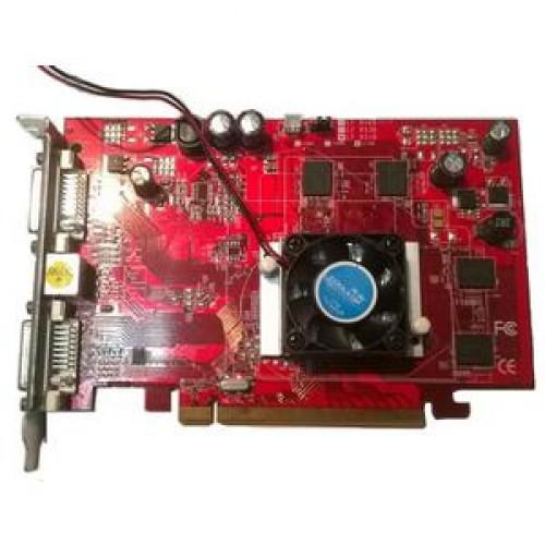 Placa video PCI-E Ati Power Color X1550 , 512 Mb/ 128 bit, 2x DVI, TV-out