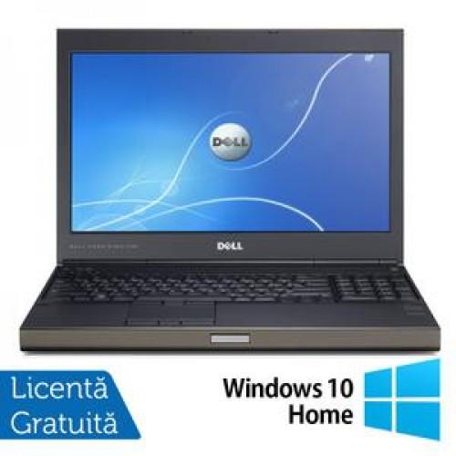 Laptop DELL Precision M4700, Intel Core i7-3540M 3.0GHz, 16GB DDR3, 320GB SATA,DVD-RW, nVidia Quadro K2000M + Windows 10 Home