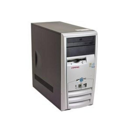 Hp Compaq D310 Tower, Pentium 4 2.4Ghz, 512Mb DDR1, 40GB HDD, CD-ROM