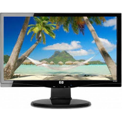 Oferta LCD HP S2231A , 22 inci Wide, 1920 x 1080 pixel VGA, DVI