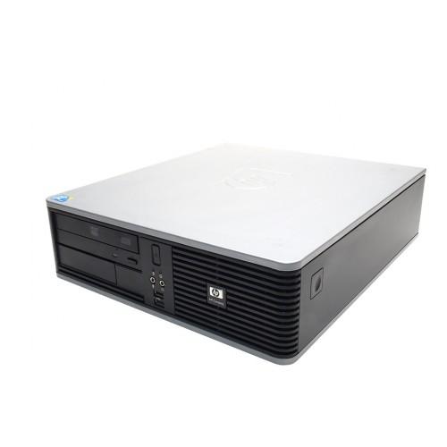 Calculator second hand HP dc7900 E5300 Dual Core 2.6GHz 2GB DDR2 160GB HDD DVD VB Coa Desktop