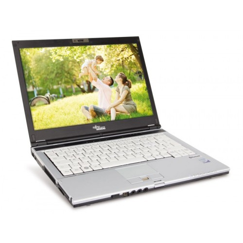 Notepad SH Fujitsu Lifebook S6410, Core 2 Duo T7250, 2.0Ghz, 2GB RAM, 80Gb HDD, DVD-ROM