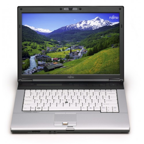 Laptop SH Fujitsu Siemens S7220, Core 2 Duo P8600, 2.40Ghz, 4Gb DDR2, 160Gb Sata, 14.1 inch Wide, 1 + 1 (Bonus!) Second battery