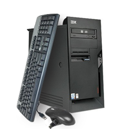 Calculator Second IBM 8084. Intel Pentium 4 2.6hz, 1Gb DDR, 40Gb, DWD-ROM ***