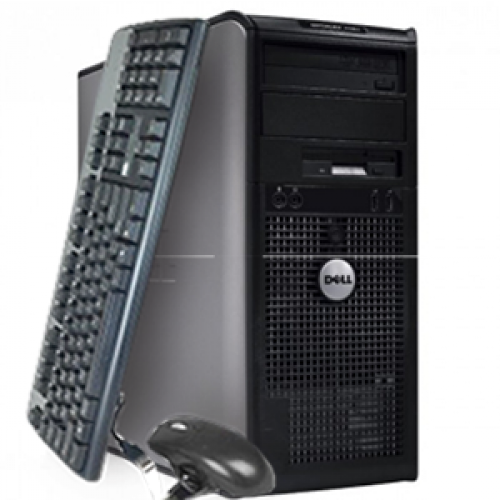 PC SH Dell Optiplex 360, Intel Core 2 Duo E8400, 3.0Ghz, 2Gb, DDR2, 160Gb, DVD-ROM