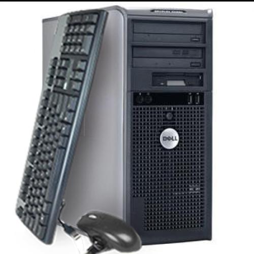 Calculator Dell OptiPlex 360, Intel Core 2 Duo E6300, 1.87 GHz, 2GB DDR2, 80GB HDD, DVD-ROM ***