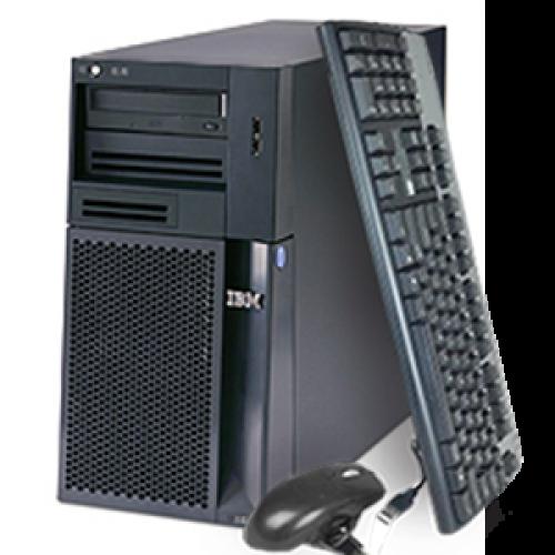 IBM Thinkcentre X-Series 206M,Procesor Intel Pentium 4 3.2Ghz, 2Gb Memorie , 160Gb HDD, DVD-ROM ***