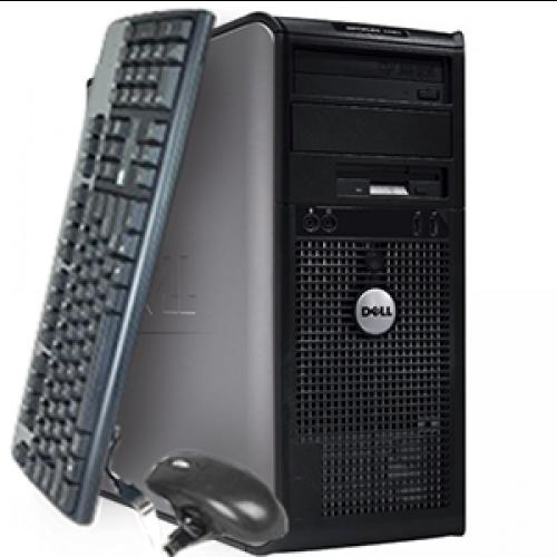 Calculator Dell OptiPlex 745, Intel Core 2 Duo E6420, 2.1 GHz, 2GB DDR2, 80GB HDD, DVD-ROM ***