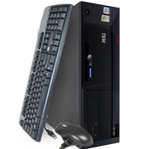 Desktop IBM ThinkCentre M51, Pentium 4, 3.0Ghz,Memorie 1Gb, HDD 40Gb, DVD-ROM ***