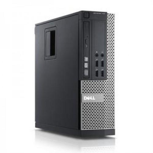 Calculator DELL 9010 Desktop, Intel Core i7-3770 3.40GHz, 4Gb DDR3, 250GB SATA, DVD-ROM