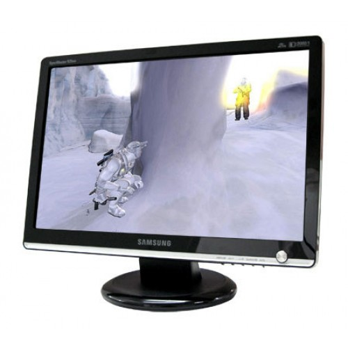 Monitor LCD Samsung 931BW  Wide, Rezolutie 1440 x 900, 16.2 Milioane Culori ***